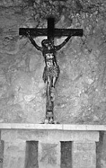 El Cristo Negro de Montejurra