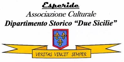Ass. Culturale Esperide Dip Storico Due Sicilie
