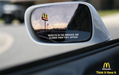 Publicidades de Mc Donalds