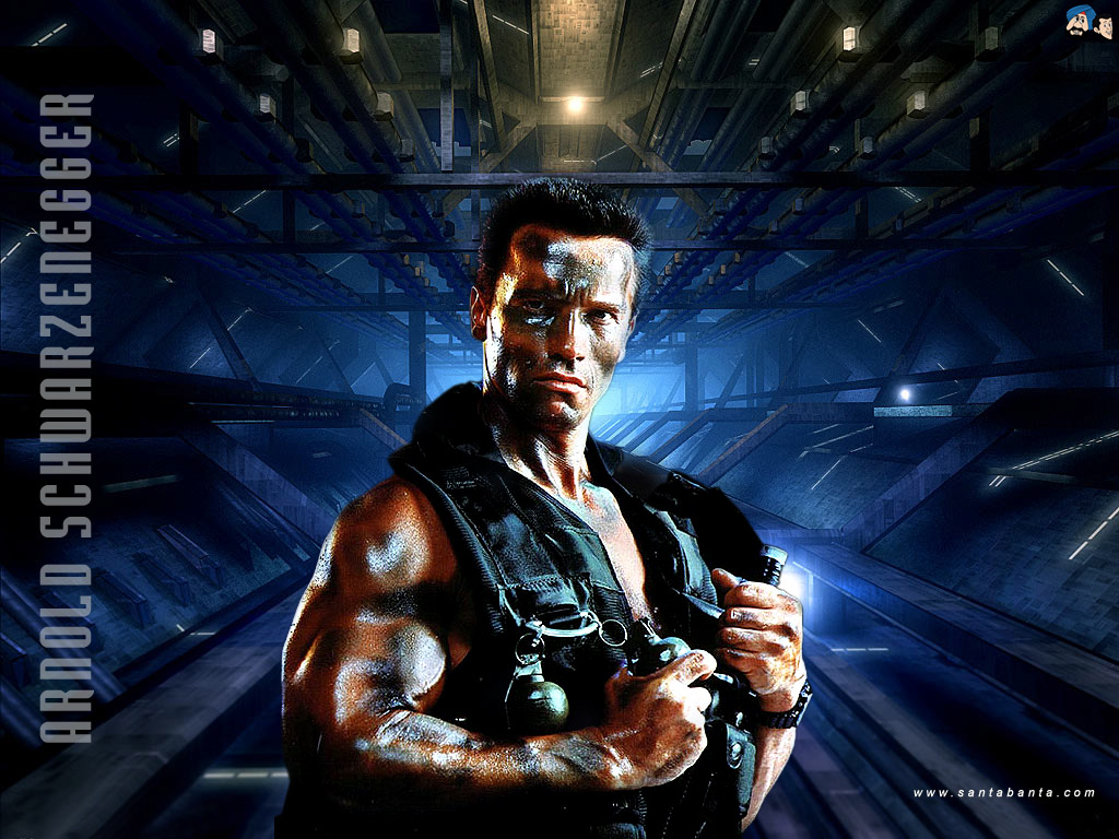 Desktop Wallpapers Arnold Schwarzenegger