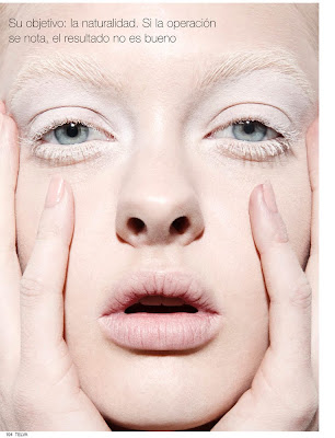 beauty photographer nyc, white eyelashes