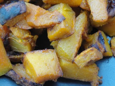 Orange Spice Butternut Squash