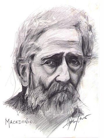 retrato / lápiz