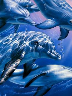 Mobile Phone Tips Tricks WallPapers The Underwater World