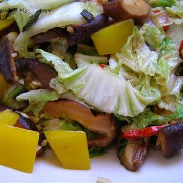 Warzywa orientalne na ostro - Czytaj więcej »
