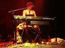 Amanda Palmer - 14 Fev 09 Madrid