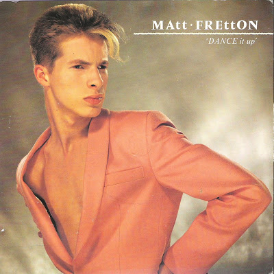 Matt Fretton - Dance It Up (1983)