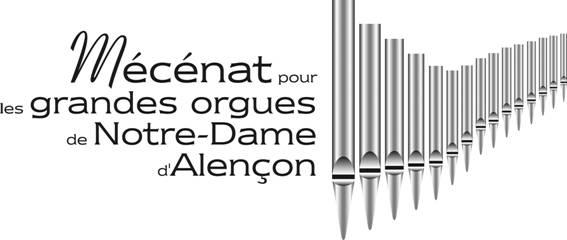 Les grandes orgues de Notre-Dame d'Alençon