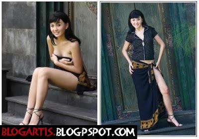 Maureen - Model Cantik and Sexy