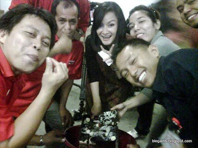 TV anchor Indy Rahmawati Birthday