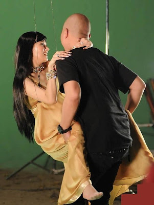 Dhani & Mulan Jameela kamasutra