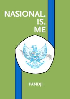 E-book NASIONAL.IS.ME by Pandji