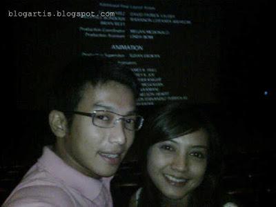 Foto Wiwid Gunawan & boyfriend