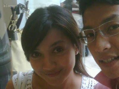Wiwid Gunawan & boyfriend pictures