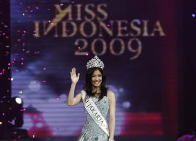 Karenina Sunny Halim will win next miss world title?