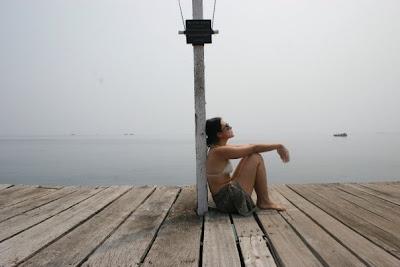Foto artis Wulan Guritno in Sexy Bikini