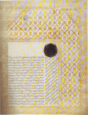 Surat dari Johor dan Pahang 1811