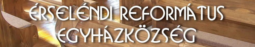 Érseléndi Református Egyházközség