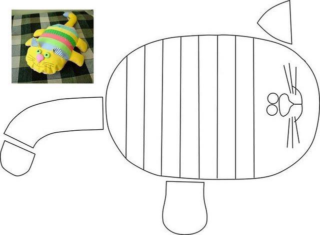 Смешные мягкие игрушки своими руками фото 514