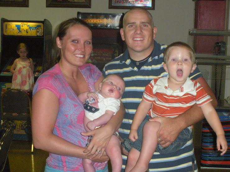 My beautiful family