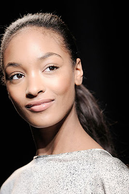 Jourdan Dunn @ the fashion escapist