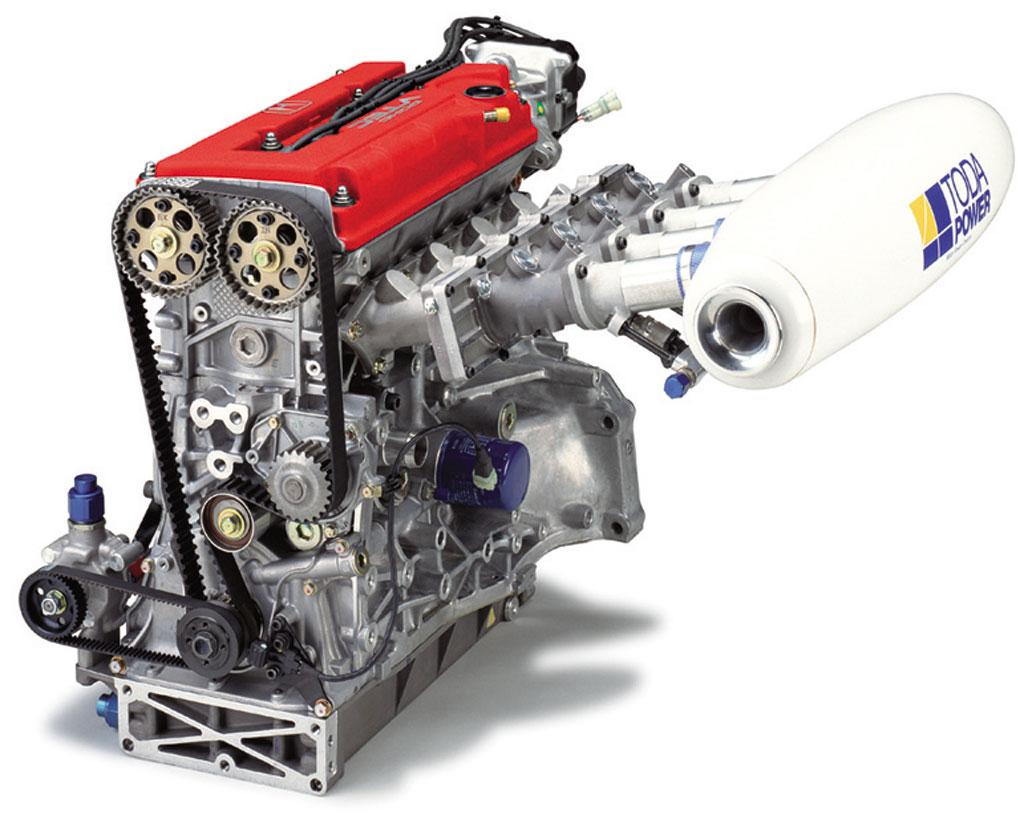 Minus Zero Degree B16b Racing Engine