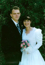 Our Wedding Day ~ May 17, 1997