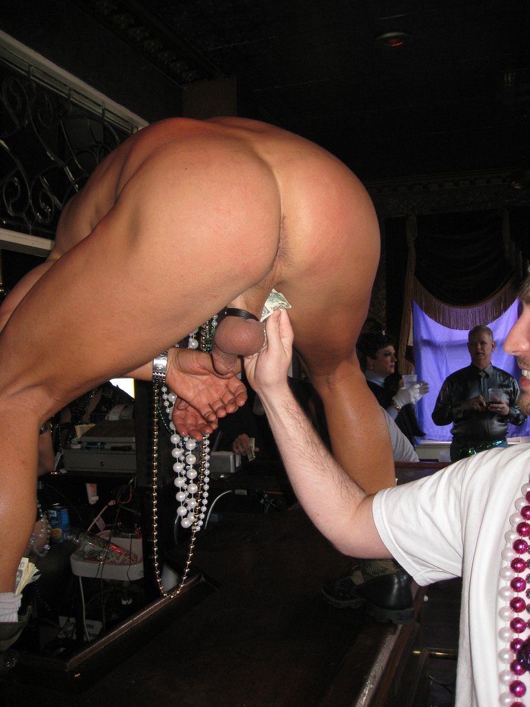 Male strippers stripping