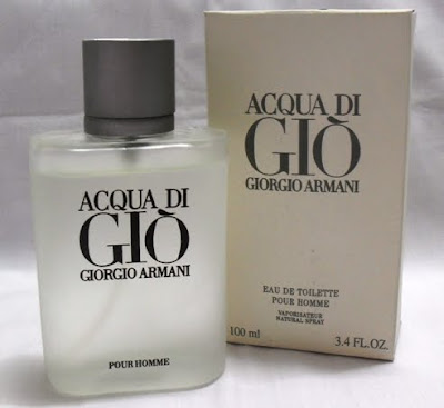Giorgio Armani - Acqua Di GIO (unisex) Price RM30 Complete in Box