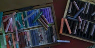 A Little About Oil Pastels