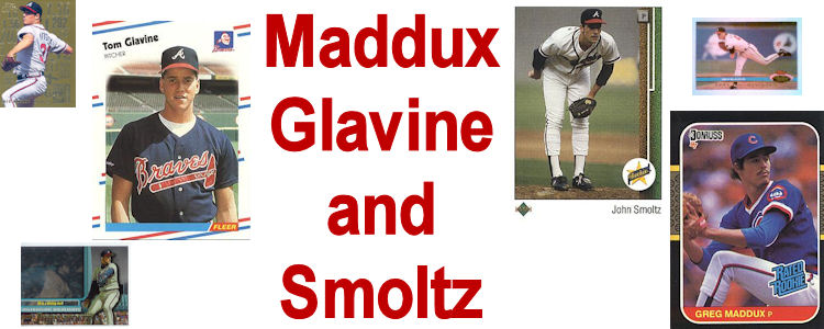 Maddux, Glavine and Smoltz