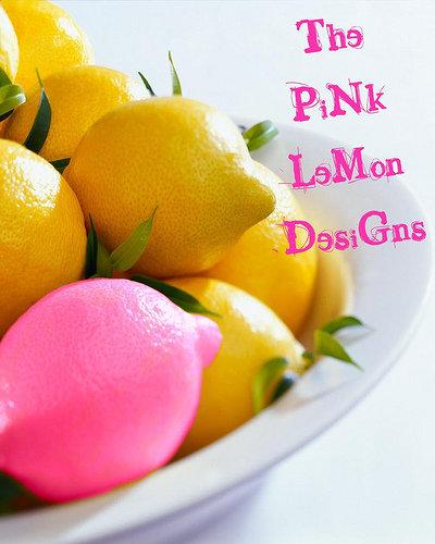 The PiNk LeMon DesiGns