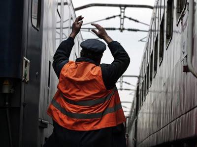 tren 1000 Creşte tensiunea în rândul feroviarilor prahoveni