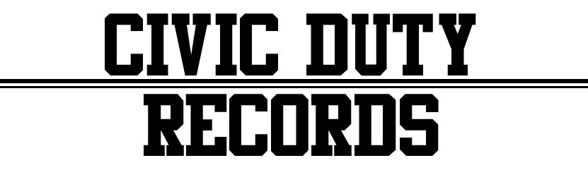 Civic Duty Records