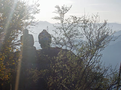 Morning prayer along Copper Canyon