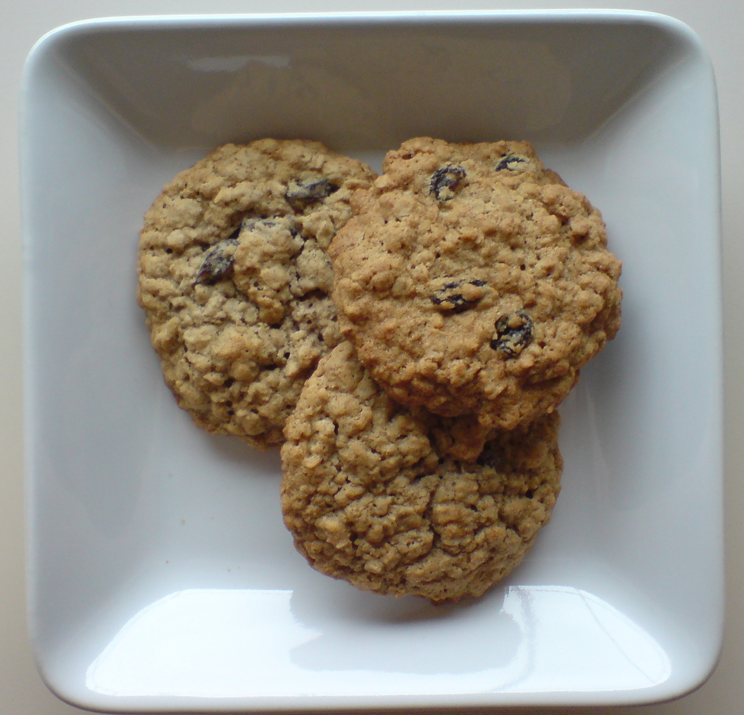 Amy Rose Designs: Project Fun Friday - Oatmeal Raisin Cookies