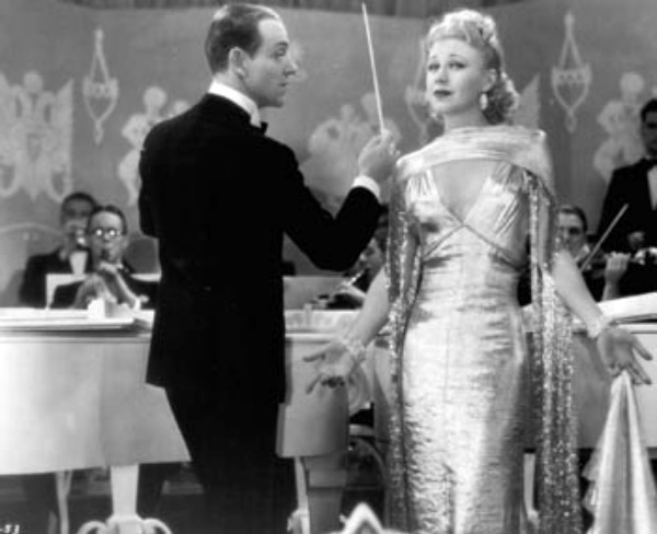 And...scene!: The Fred n\' Gingers: Roberta (1935)