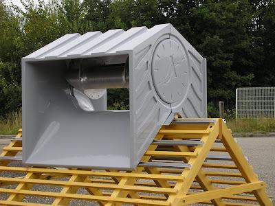 L 39 a rocube une olienne domestique sur le toit for Construction eolienne maison
