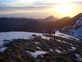 Serra Dolcedorme Itinerario: Cresta dell'infinito