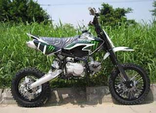 Mini Moto 125 SE