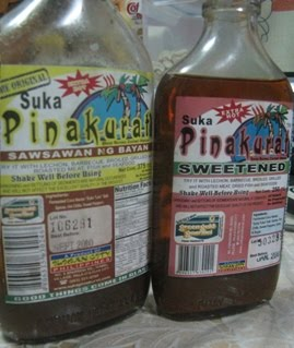 pinakurat - Filipino Food Samporado - Philippine Photo Gallery