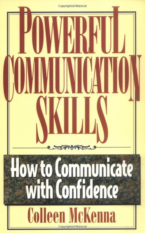 Books on communication skills training zone