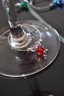 wine glass charm image