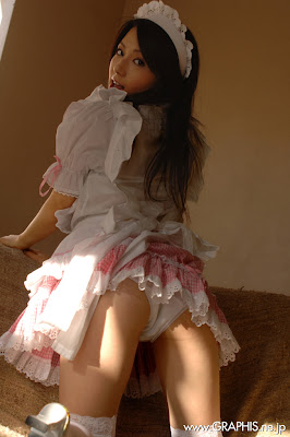 Preview 4 Of Japanese Maid Cosplay Fuck