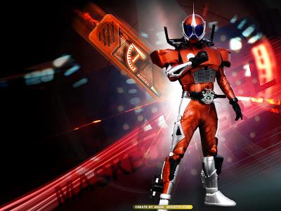 Kamen Rider W Returns Kamen Rider Accel 2011