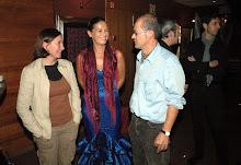 Con Sonia Miranda