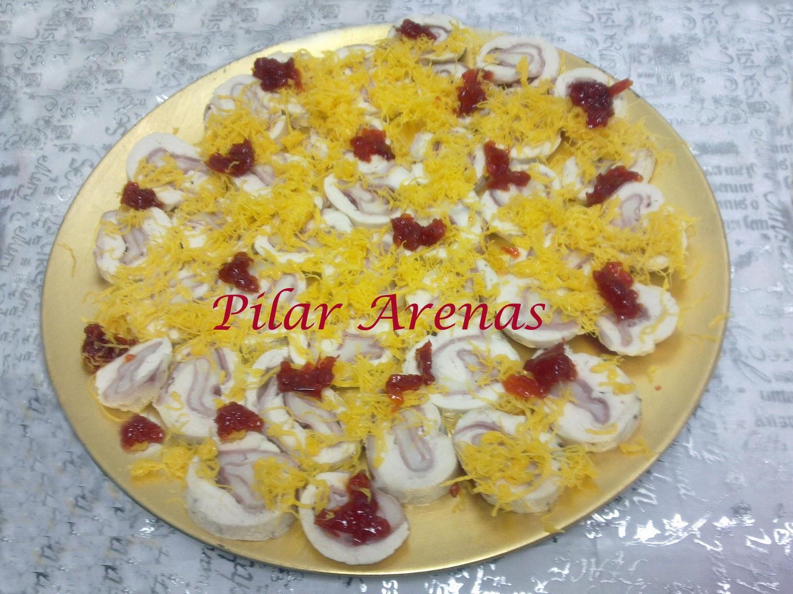 Pechugas rellenas de jam n y queso thermomix utilizando for Cocina thermomix facil