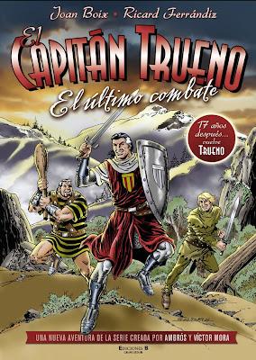 Capitán Trueno - Joan Boix - Ricard Ferrándiz
