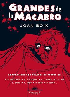 Grandes de lo macabro, de Joan Boix
