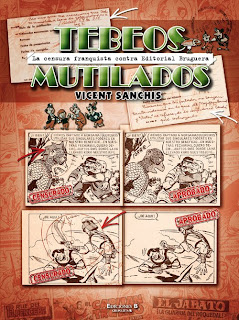 Tebeos mutilados - Vicent Sanchís